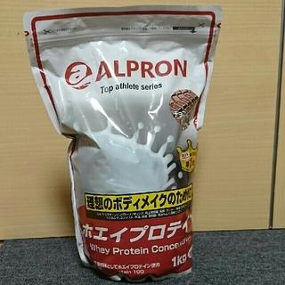 アルプロン  ホエイプロテイン チョコレート風味(プロテイン)