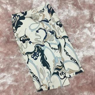 デュラスアンビエント(DURAS ambient)のペイズリースカート(ひざ丈スカート)