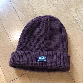 フィフティーファイブディーエスエル(55DSL)の55DSL ニット帽(ニット帽/ビーニー)