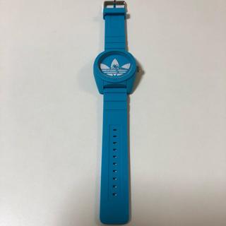 アディダス(adidas)のadidas watch sky blue(腕時計(アナログ))