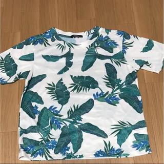 ムルーア(MURUA)のMURUA ボタニカル柄 美品 Tシャツ(Tシャツ(半袖/袖なし))