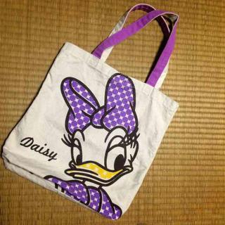 ディズニー(Disney)のデイジー トートバッグ(トートバッグ)