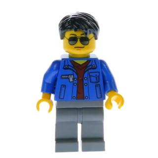 レゴ(Lego)の【新品】LEGO ミニフィギュア CITY レゴ シティー(積み木/ブロック)
