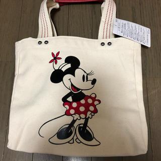 ディズニー(Disney)のミニー バッグ(トートバッグ)
