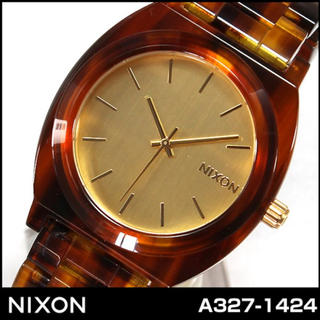 ニクソン(NIXON)のNIXSON タイムテラー 完動品(腕時計(アナログ))
