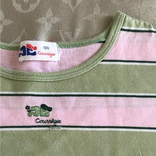 クレージュ(Courreges)のクレージュ  ♡  Tシャツ 120(Tシャツ/カットソー)