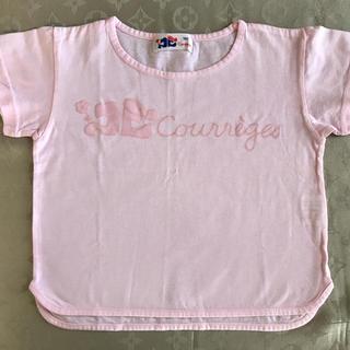 クレージュ(Courreges)のクレージュ  ♡ Tシャツ 100(Tシャツ/カットソー)