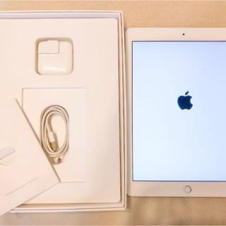 アップル(Apple)のApple iPad Air 2 Wi-Fi 128GB シルバー箱あり美品(タブレット)