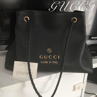 Gucci - 美品 GUCCI トートバッグ 正規品