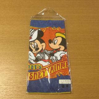 ディズニー(Disney)の34番 東京ディズニーシー ハンドタオル(タオル)
