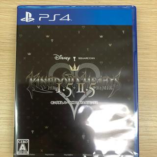 PlayStation4 - 【新品未開封】PS4 キングダムハーツ1.5+2.5リミックス