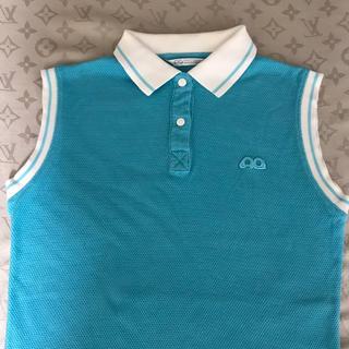 クレージュ(Courreges)のクレージュ  ♡ ノースリーブポロシャツ(ポロシャツ)