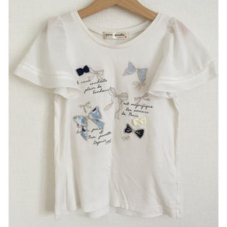 pom ponette - ポンポネット☆Tシャツ☆130