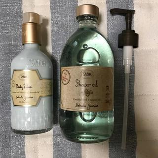 サボン(SABON)のサボン デリケートジャスミン 新品(ボディローション/ミルク)