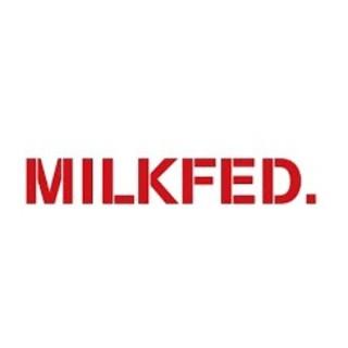 MILKFED. - 美品 S ミルクフェド スモールバーロゴTシャツ