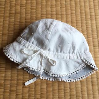 センスオブワンダー ベビーハット 帽子44〜46cm