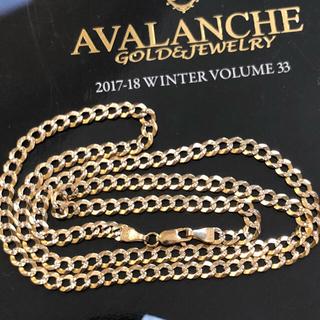 アヴァランチ(AVALANCHE)のアヴァランチ  10k ダイヤモンドカット ネックレス(ネックレス)