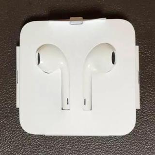 アップル(Apple)のiPhone7 /8/X  イヤホン  純正品(ヘッドフォン/イヤフォン)