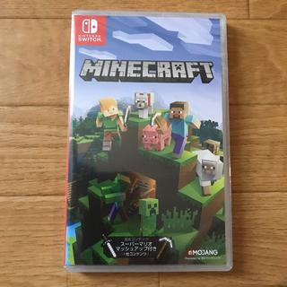 Nintendo Switch - 未開封 Nintendo Switch用 Minecraft マインクラフト