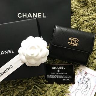 CHANEL - シャネル 美品 財布