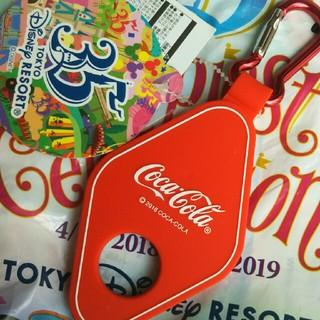 Disney - 新品!!ディズニー35周年  コカ・コーラコラボ ペットボトルホルダー