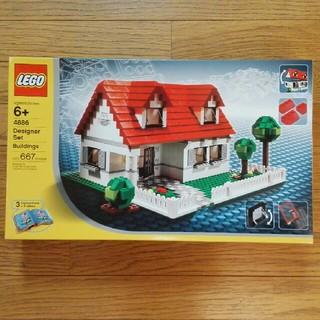 レゴ(Lego)の新品・未開封品♪ LEGO 4886  レゴ デザイナーマイホーム(積み木/ブロック)