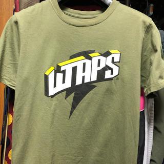 ダブルタップス(W)taps)のWTAPS 17SS SCREEN LIGHTNING BOLT / TEE(Tシャツ/カットソー(半袖/袖なし))