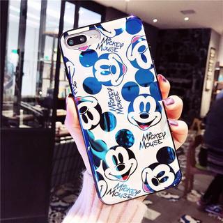 ディズニー(Disney)のディズニーiPhoneケース ミッキーマウスiPhoneケース(iPhoneケース)