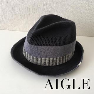 エーグル(AIGLE)のAIGLE メンズハット(ハット)