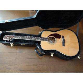 フェンダー(Fender)のFender エレアコ PM-1 Standard オール単板 【新品同様】(アコースティックギター)