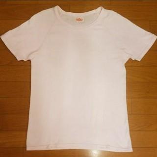 ハリウッドランチマーケット(HOLLYWOOD RANCH MARKET)の送料込 サイズ3(L) ストレッチフライス半袖 ハリウッドランチマーケット(Tシャツ/カットソー(半袖/袖なし))