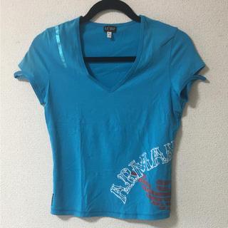アルマーニジーンズ(ARMANI JEANS)のアルマーニ Tシャツ(Tシャツ(半袖/袖なし))