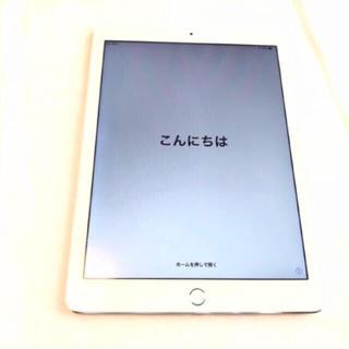 アップル(Apple)の液晶 難あり  docomo iPad Air2 128GB(タブレット)