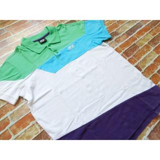 フィフティーファイブディーエスエル(55DSL)のDIESEL 55DSL ディーゼル 4色カラー半袖ポロシャツ(ポロシャツ)