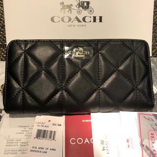 COACH - 数量限定セール中✨コーチ 長財布 COACH 即購入可❣️箱付き 未使用新品