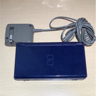 ニンテンドウ(任天堂)のDS Lite 本体・充電器(携帯用ゲーム本体)