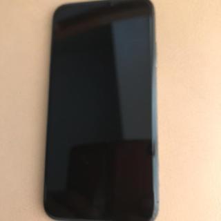美品 iPhonex 64gb グレー ドコモ