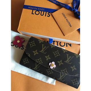ルイヴィトン(LOUIS VUITTON)の正規品 新品未使用 ルイ・ヴィトン 長財布(財布)
