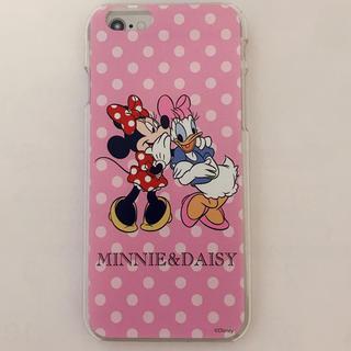 ディズニー(Disney)のiPhoneケース 四種類 iPhone6/6s(iPhoneケース)