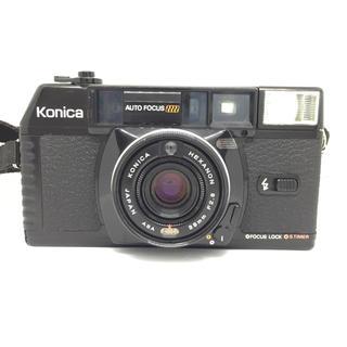 コニカミノルタ(KONICA MINOLTA)のkonica C35mf フィルムカメラ(フィルムカメラ)
