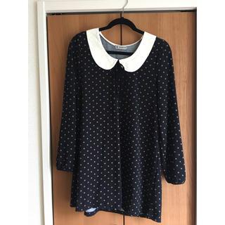 シマムラ(しまむら)のLサイズ レディース服(カットソー(長袖/七分))