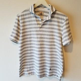 ギローバー(GUY ROVER)のギローバー 半袖ボーダーポロシャツ(ポロシャツ)