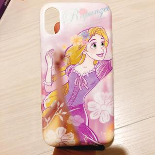 ディズニー(Disney)のラプンツェル iPhoneX ケース スマホケース ディズニー(iPhoneケース)