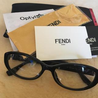 フェンディ(FENDI)の【FENDI】メガネ(サングラス/メガネ)