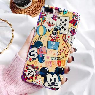 ディズニー(Disney)のiPhone8plusケース  ミッキー  新品(iPhoneケース)