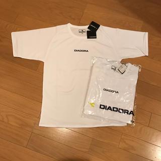 ディアドラ(DIADORA)のディアドラ速乾Tシャツ 150cm 2枚(Tシャツ/カットソー)
