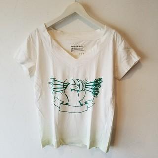 バナルシックビザール(banal chic bizarre)のbanal chic bizarre  Vカットソー(Tシャツ/カットソー(半袖/袖なし))