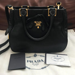 PRADA - PRADA 2wayバッグ