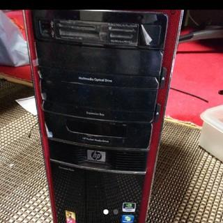 ヒューレットパッカード(HP)のゲーミングPCケース(PCパーツ)