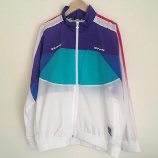 アディダス(adidas)の海外企画 Adidas Trap Lord ASAP Ferg Jacket(ナイロンジャケット)